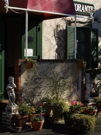 近所のイタリアンレストラン